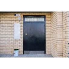 Дверь подъездная 1200 мм х 2300мм