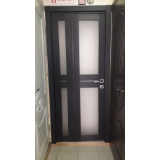 Асимметричная дверь - книжка