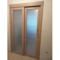 Раздвижные двери - внутрипроемные