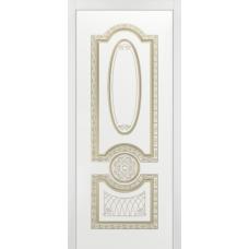 ГАРМОНИЯ В3  эмаль Белая/патина Белое золото
