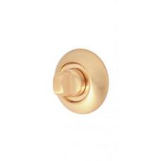 Круглая золото