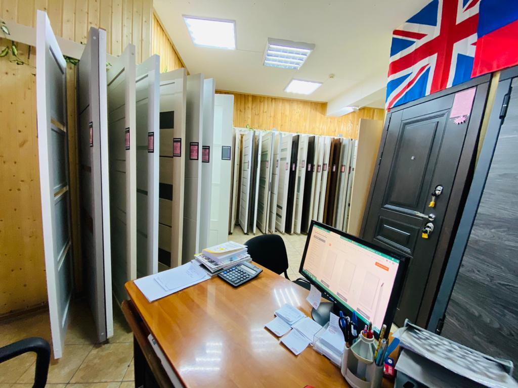 Магазин межкомнатных дверей в Сочи