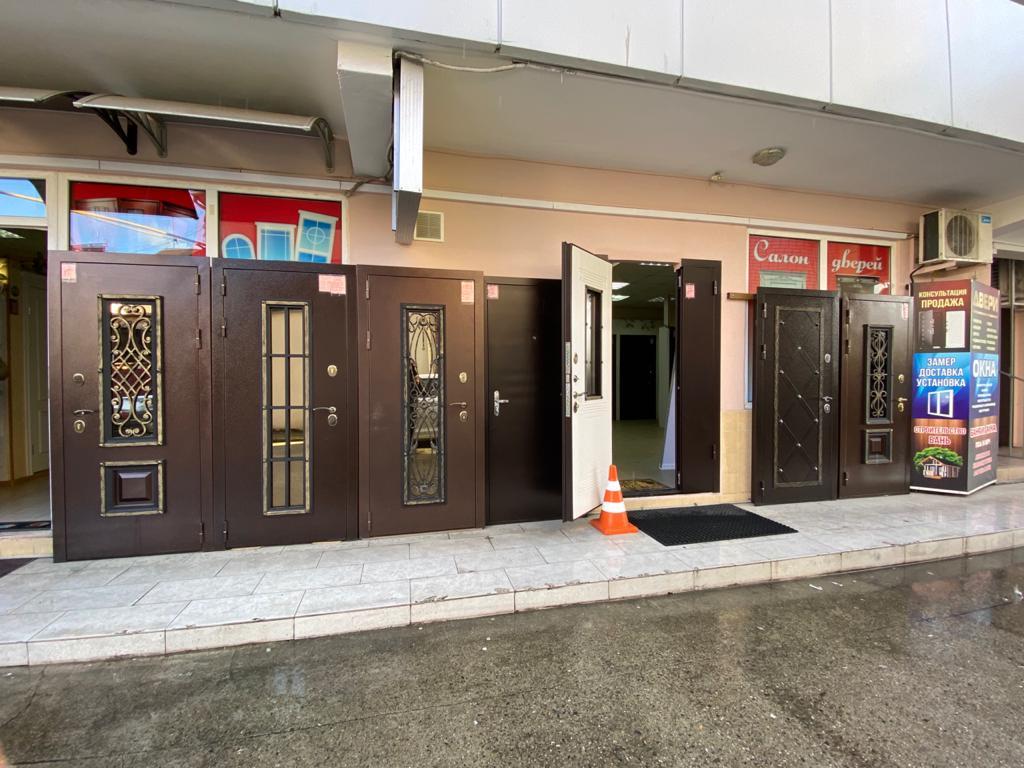 Купить входные двери в Адлере