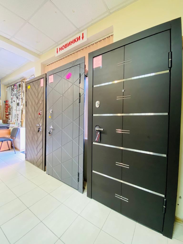 Магазин входных дверей в Сочи