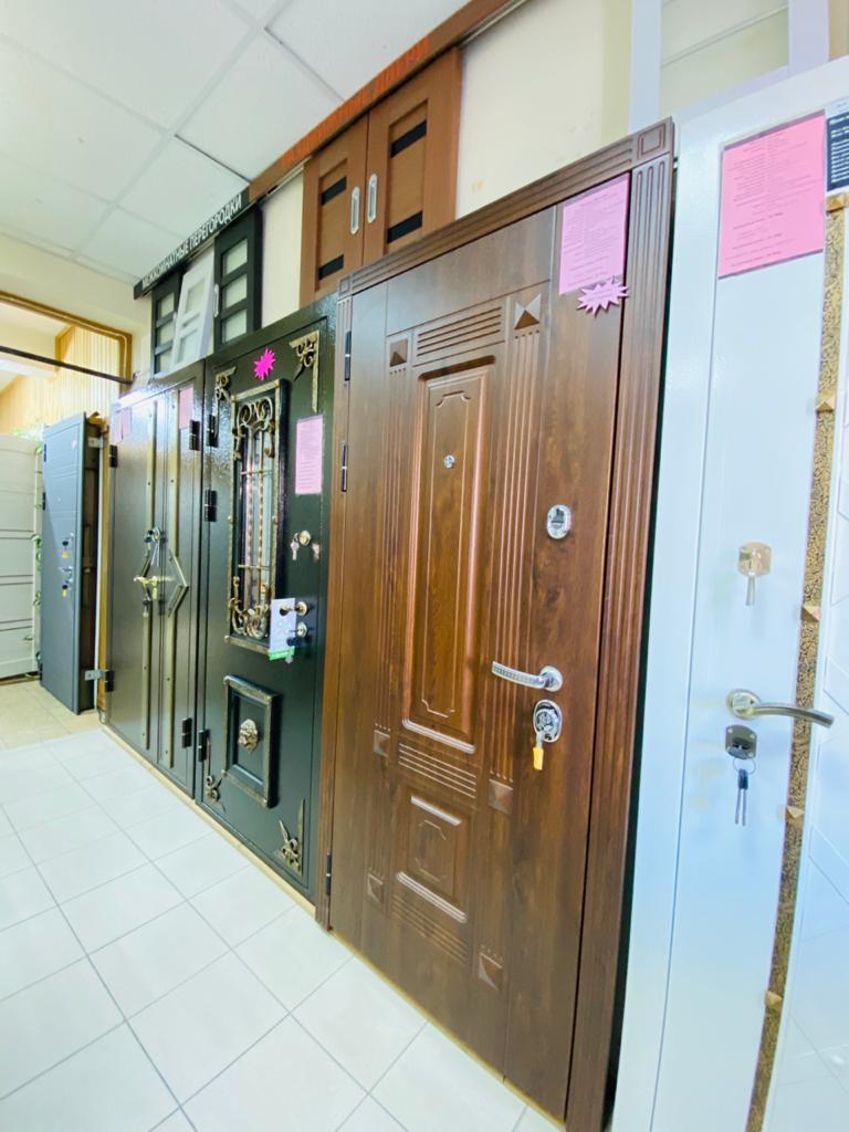 Магазин входных дверей в Адлере