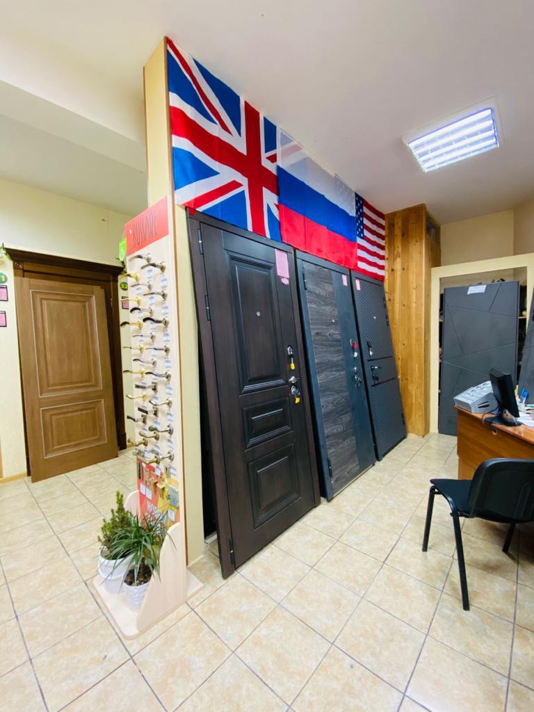 Входные двери в Сочи недорого