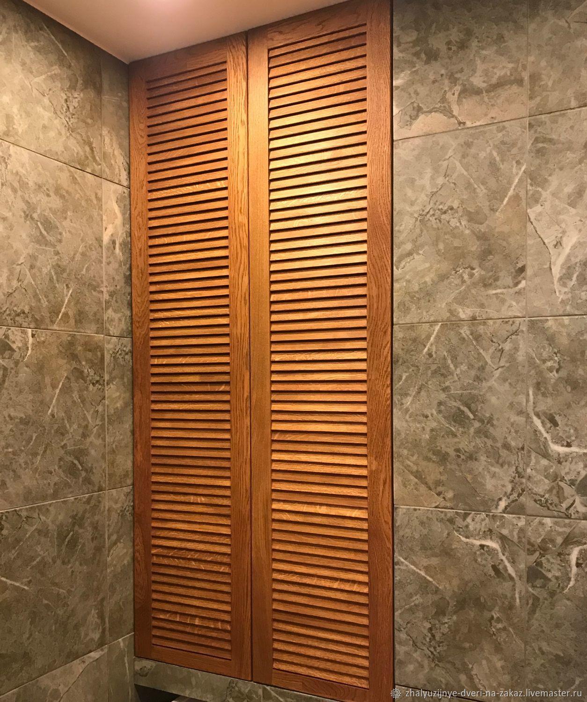 Двери жалюзийные в Сочи