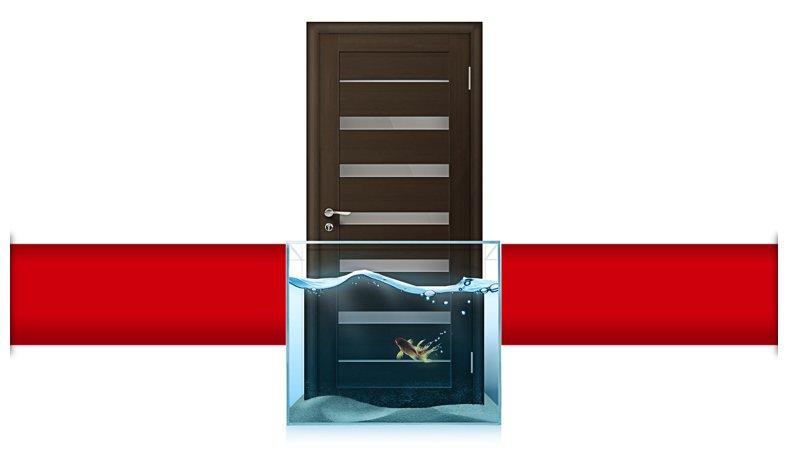 Влагостойкие двери в Сочи